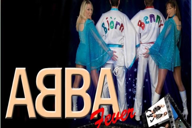 ABBA Fever Tribute Show at Eastbourne Bandstand