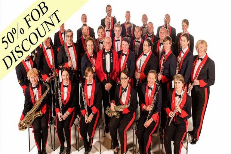 An Evening with The Central Band at Eastbourne Bandstand
