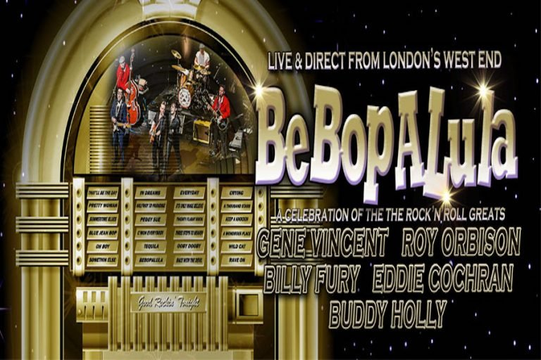 Be Bop A Lula at White Rock Theatre