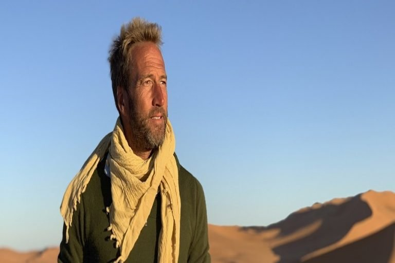 Ben Fogle at White Rock Theatre