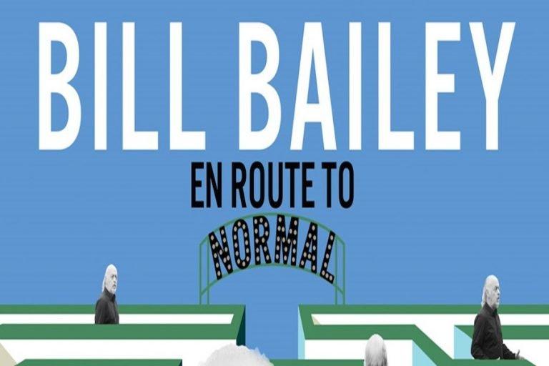 Bill Baileyat Brighton Centre