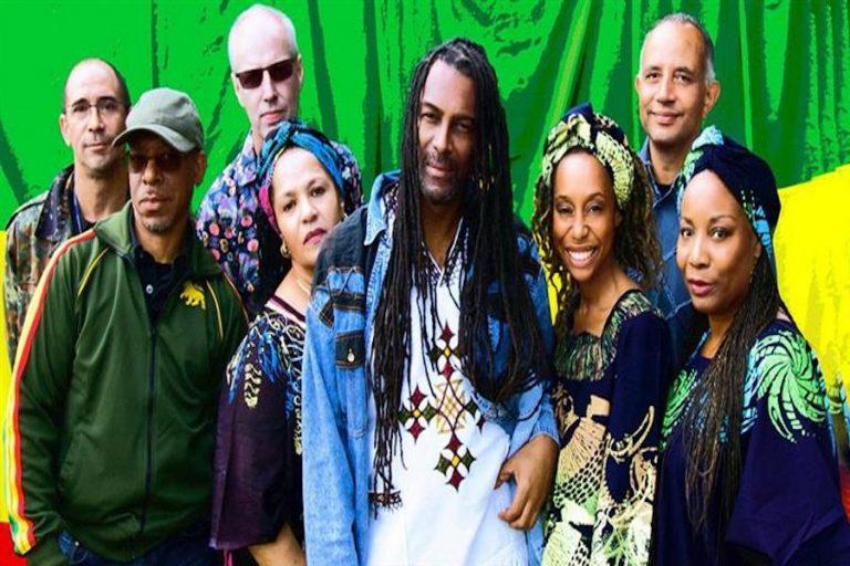 Bob Marley Tribute Show at Eastbourne Bandstand