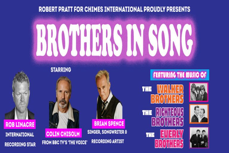 Brothers In Song at White Rock Theatre