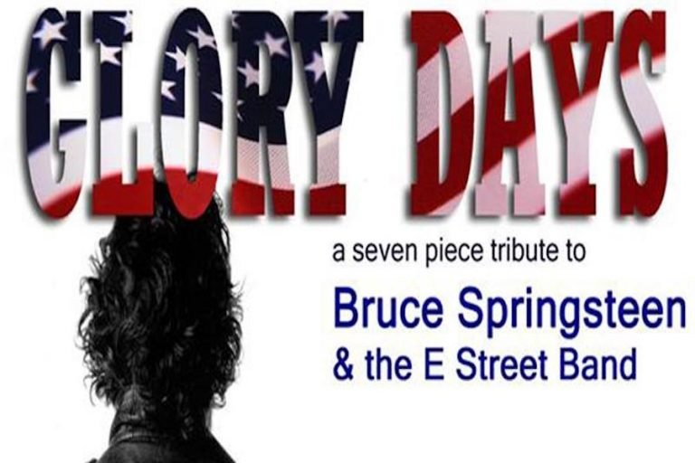 Bruce Springsteen Tribute Show at Eastbourne Bandstand
