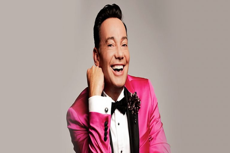 Craig Revel Horwood at White Rock Theatre