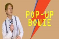 David Bowie Tribute Show at Eastbourne Bandstand