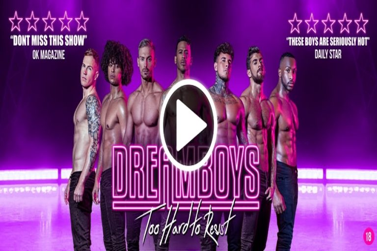 Dreamboys at White Rock Theatre