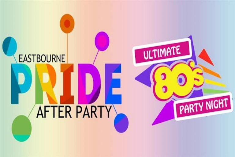 Eastbourne Pride After Party
