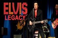 Elvis Tribute Show at Eastbourne Bandstand