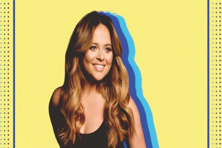 Emily Atack at Chequer Mead Theatre