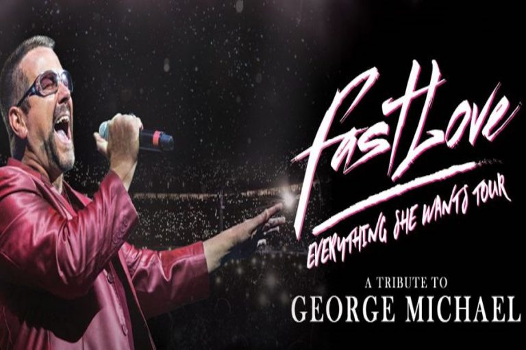 Fast Love-A Tribute to George Micheal at White Rock Theatre