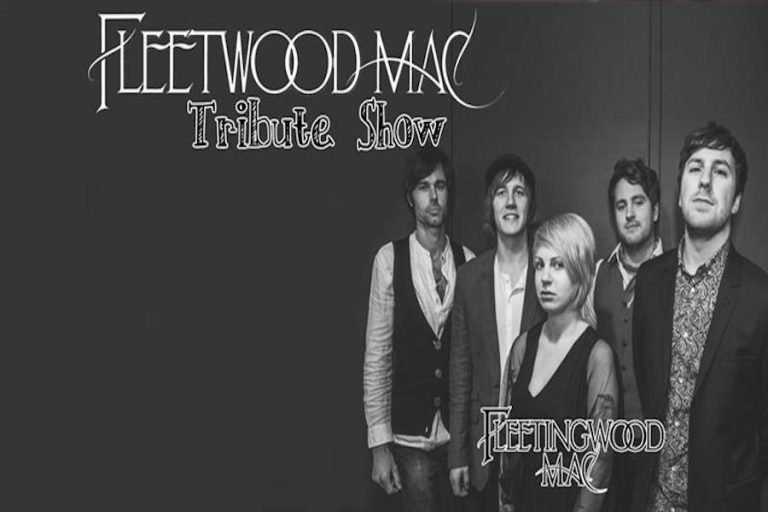 Fleetwood Mac Tribute Show at Eastbourne Bandstand