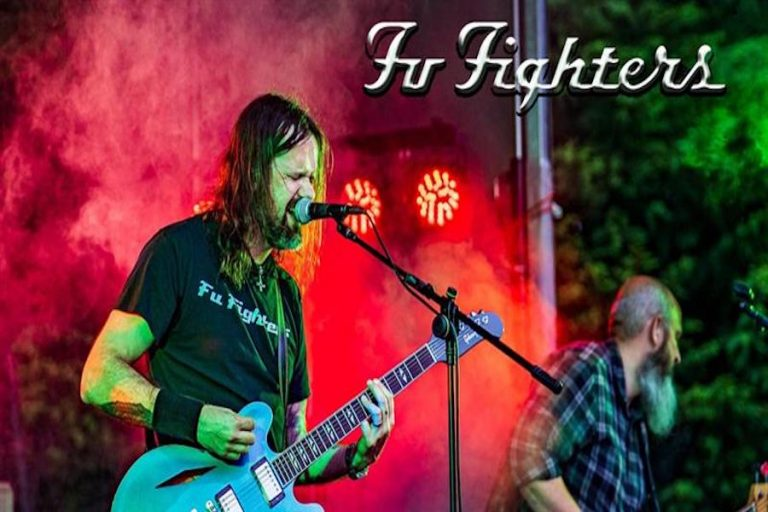 Foo Fighters Tribute Show at Eastbourne Bandstand