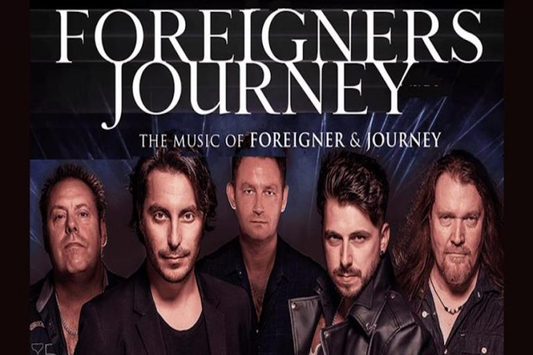 Foreigner and Journey Tribute Show at Eastbourne Bandstand