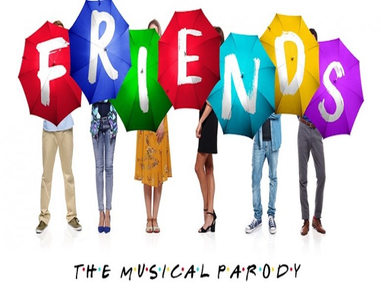 Friends-The Musical Parody at White Rock Theatre