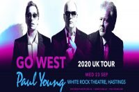 Go West and Paul Young at White Rock Theatre