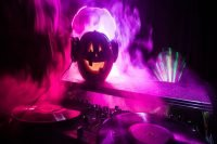 Halloween Horrors Party at White Rock Theatre