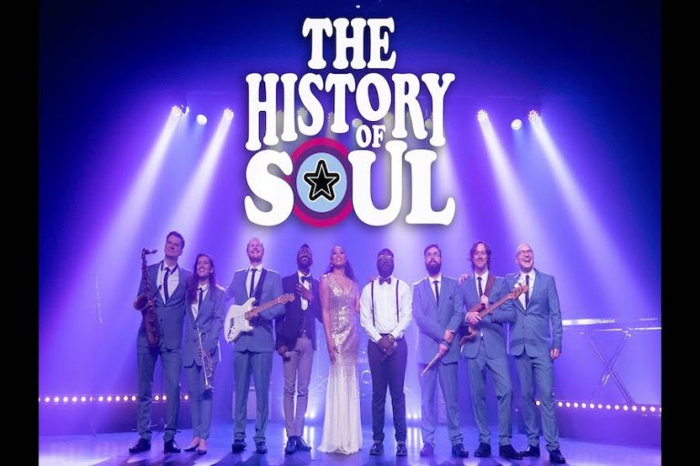 History of Soul at Chequer Mead Theatre