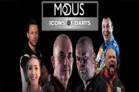 Icons of Darts at White Rock Theatre