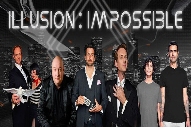 Illusion:Impossible at White Rock Theatre