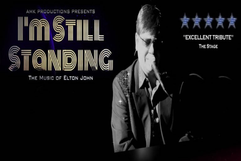 I'm Still Standing-The Music of Elton John at White Rock Theatre