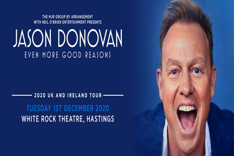 Jason Donovan at White Rock Theatre