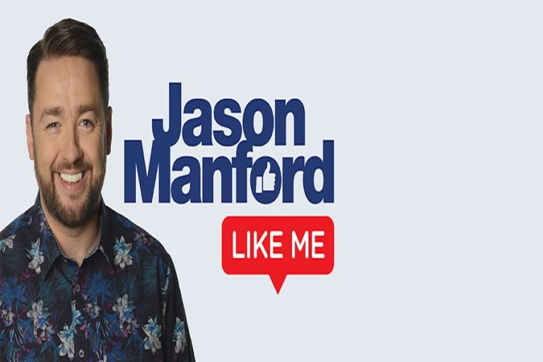 Jason Manford at White Rock Theatre