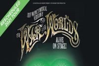 Jeff Wayne's Musical Version of The War of The Worlds at Brighton Centre