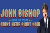 John Bishop at White Rock Theatre