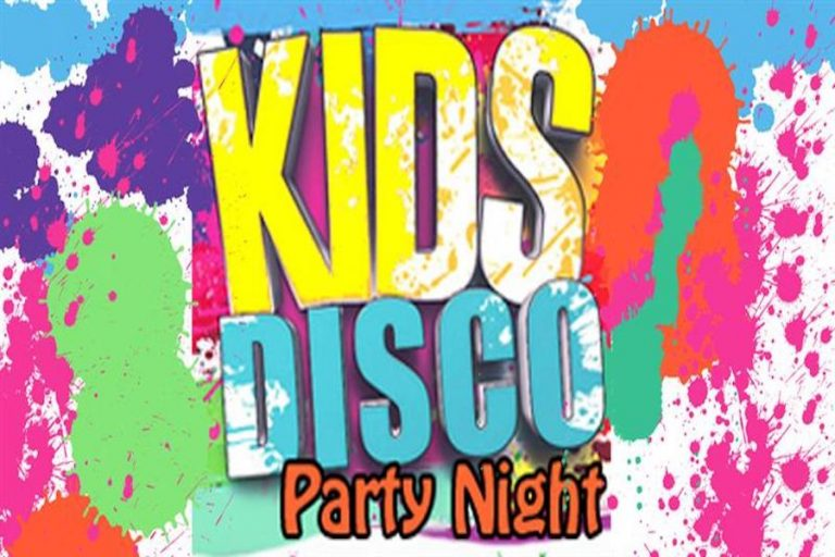 Kids Party Nights at Eastbourne Bandstand
