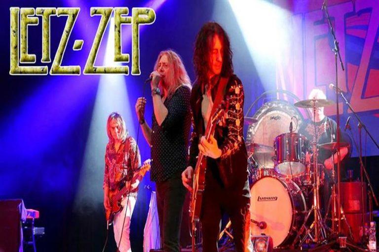 Led Zeppelin Tribute Show at Eastbourne Bandstand