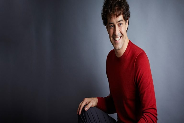 Lee Mead at White Rock Theatre