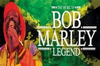Legend-The Music of Bob Marley at White Rock Theatre