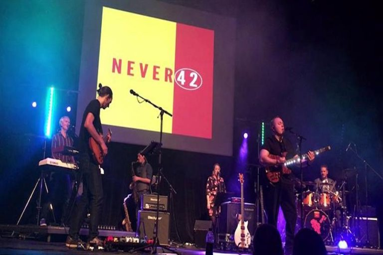Level 42 Tribute Show at Eastbourne Bandstand