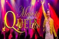 Majesty-The Ultimate Tribute to Queen at White Rock Theatre