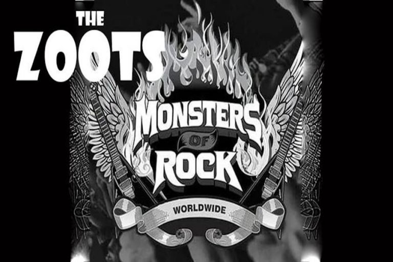 Monsters Of Rock Show at Eastbourne Bandstand