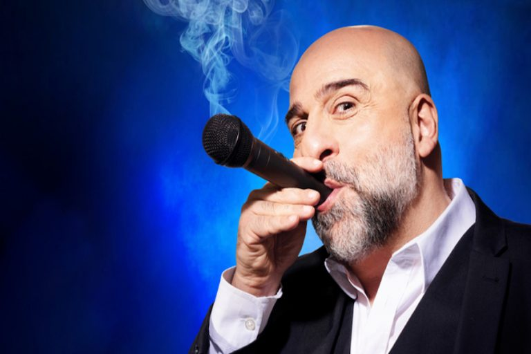 Omid Djalili at Chichester Festival Theatre