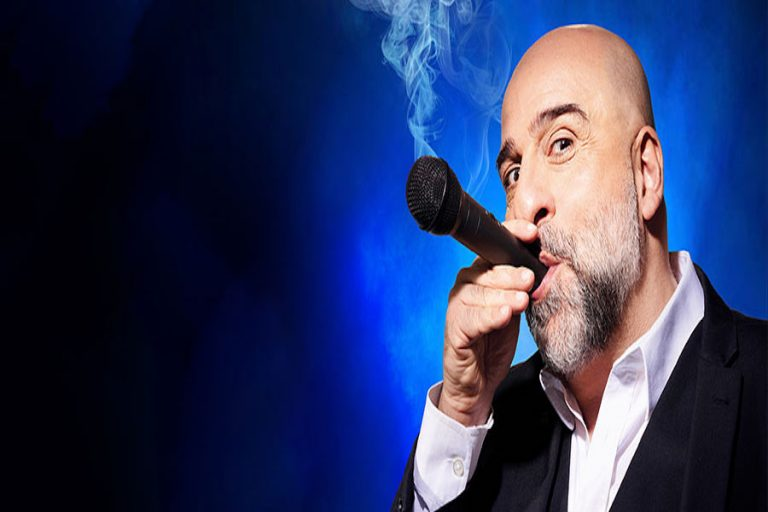 Omid Djalili at White Rock Theatre