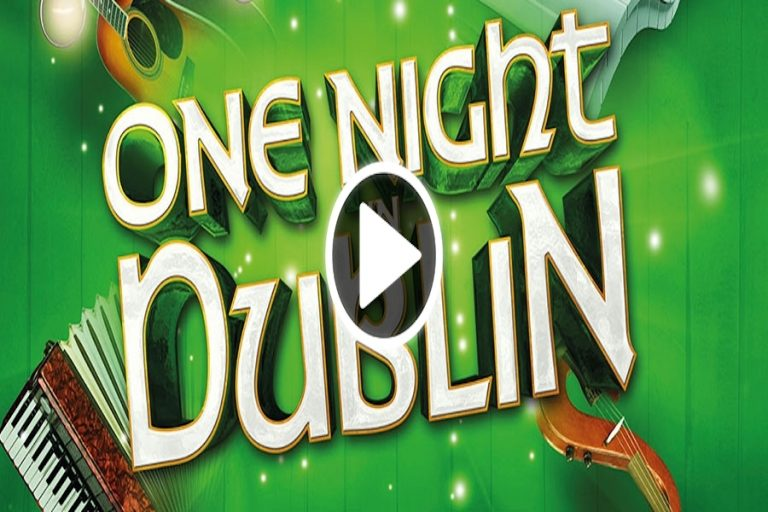 One Night in Dublin at White Rock Theatre