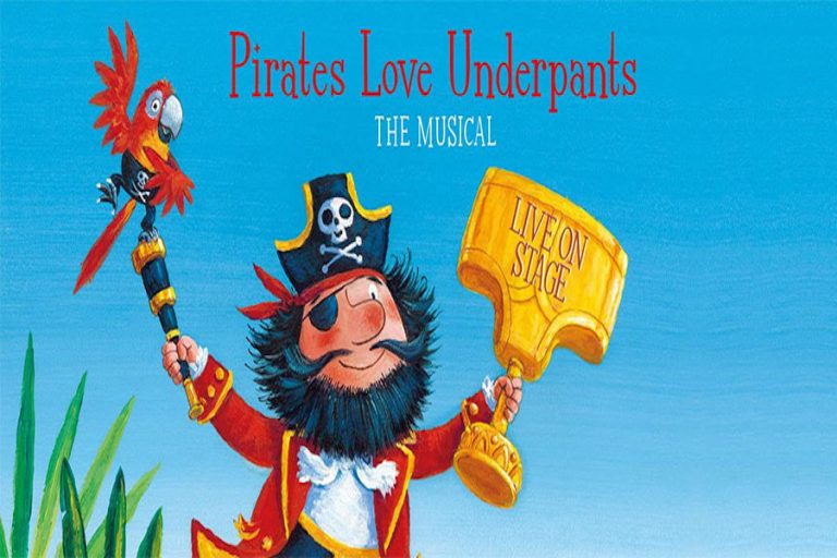 Pirates Love Underpants The Musical at White Rock Theatre