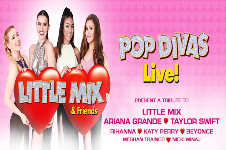 Pop Divas Live at White Rock Theatre