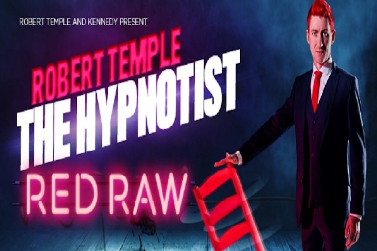 Robert Temple-The Hypnotist at White Rock Theatre