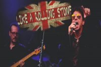 Rolling Stones Tribute Show at Eastbourne Bandstand