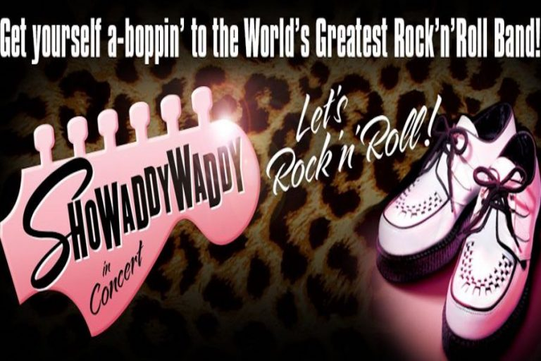 Showaddywaddy at White Rock Theatre
