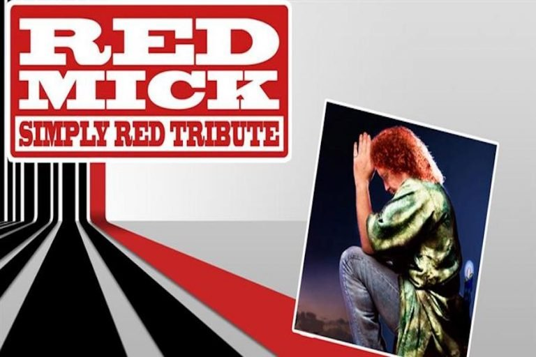 Simply Red Tribute Show at Eastbourne Bandstand