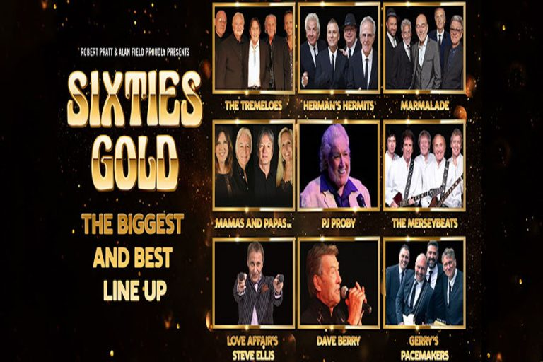 Sixties Gold at White Rock Theatre
