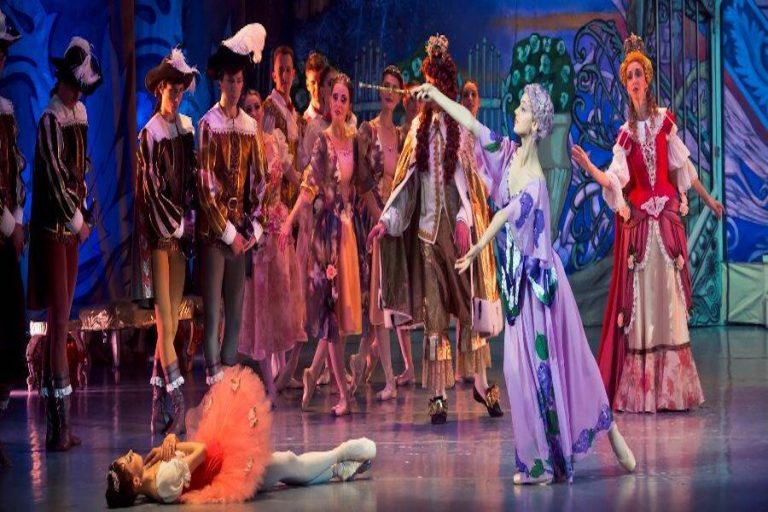 Sleeping Beauty at White Rock Theatre
