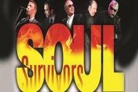 Soul Survivors In Concert at Eastbourne Bandstand
