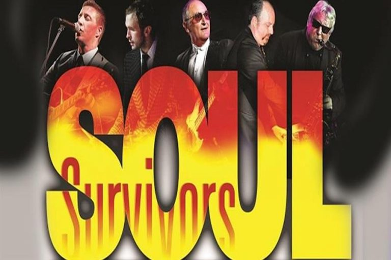 Soul Survivors In Concert at Eastbourne Bandstand