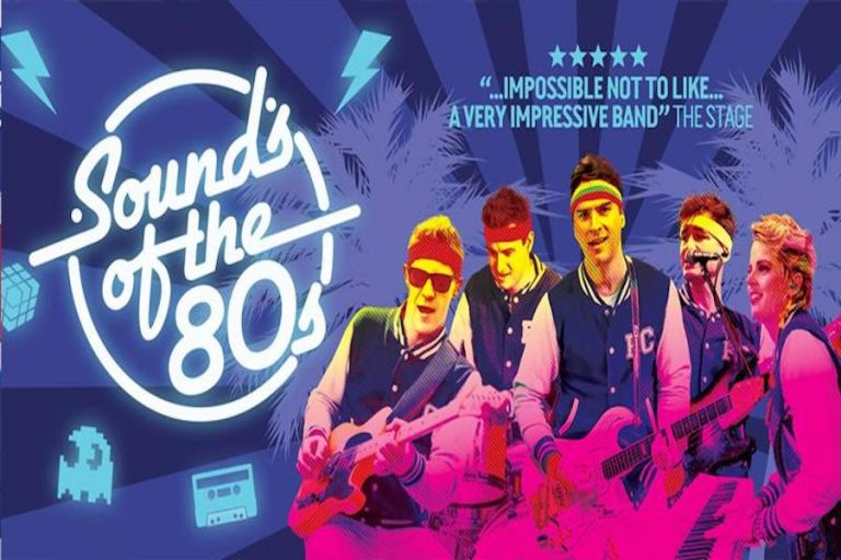 Sounds of the 80s at Eastbourne Bandstand